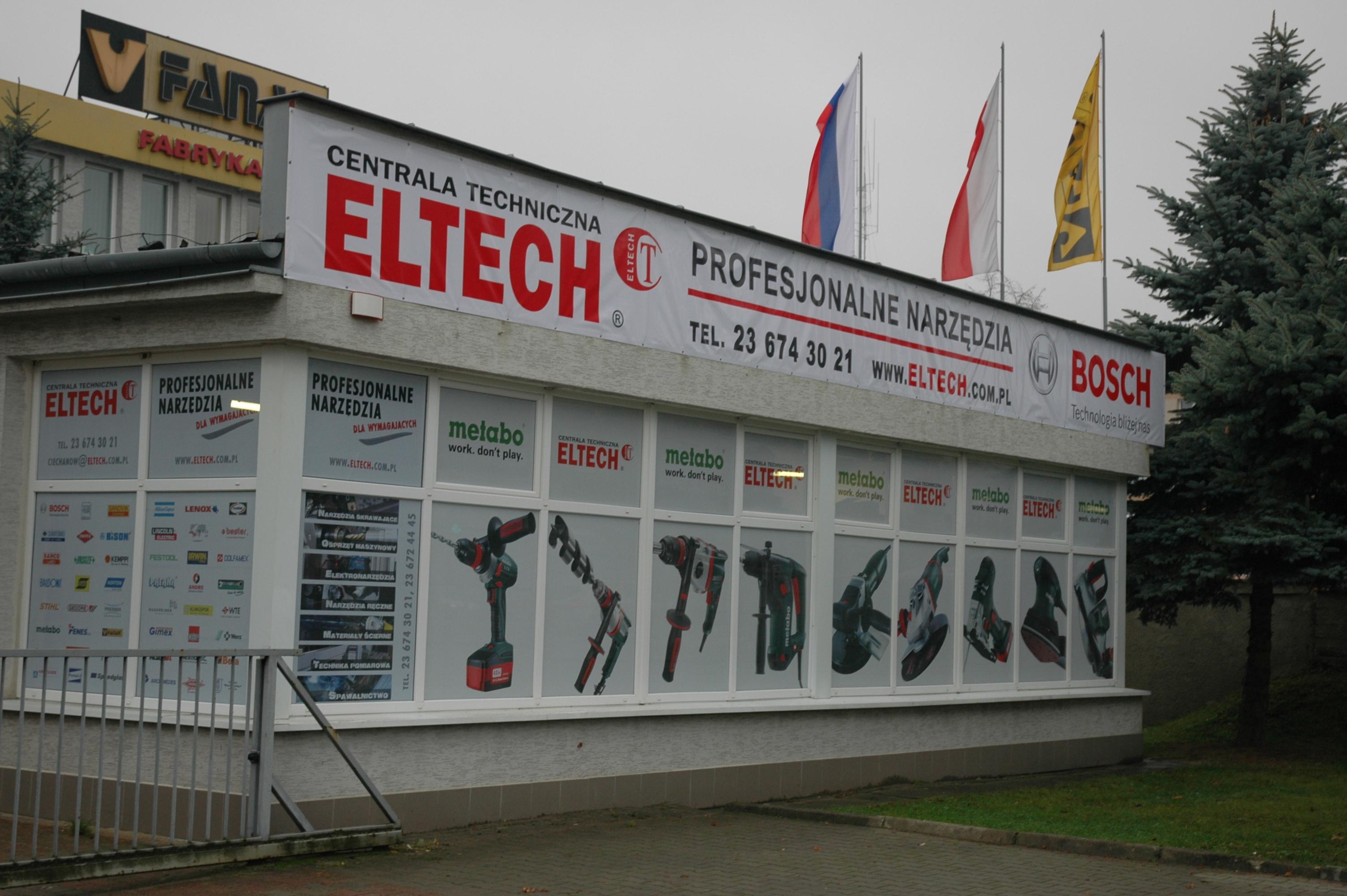 Materiały drukowane ELTECH-6