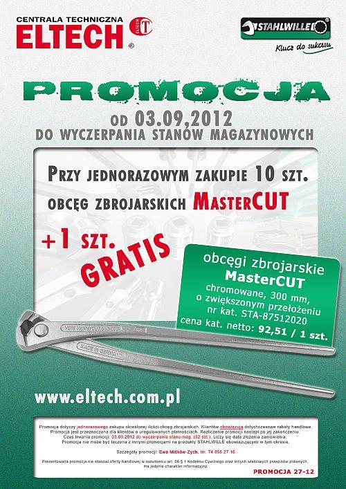 Ulotki promocyjne ELTECH-2