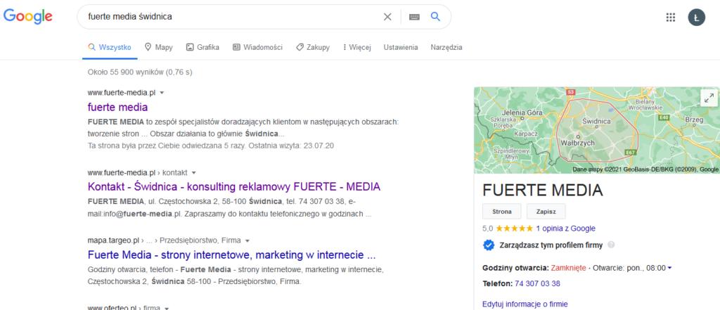 Czy wizytówki w google maps są płatne? Rozwiewamy wątpliwości